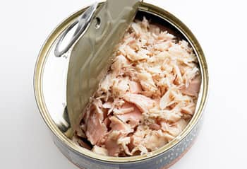 Chicken of the Sea Canned Tuna Recall