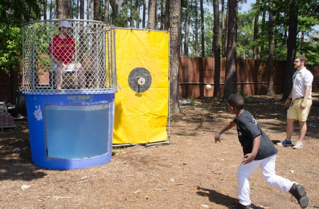 The Eichholz Law Firm Has Family Fun Day With The Savannah Bananas