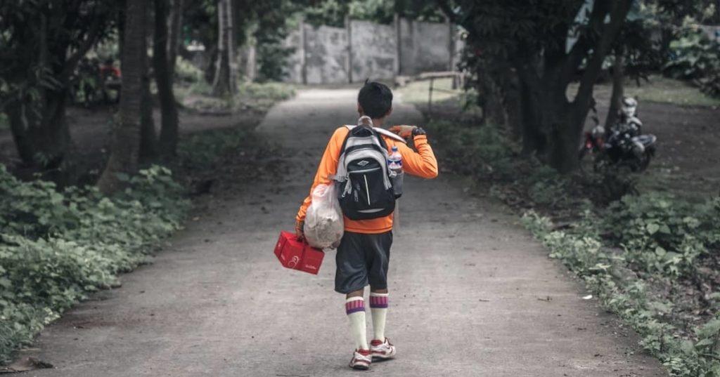 International Walk to School Day Focuses on Child Health and Safety