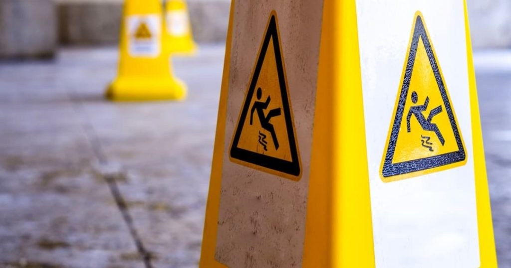 Slip and Fall Accident Lawyers in Augusta