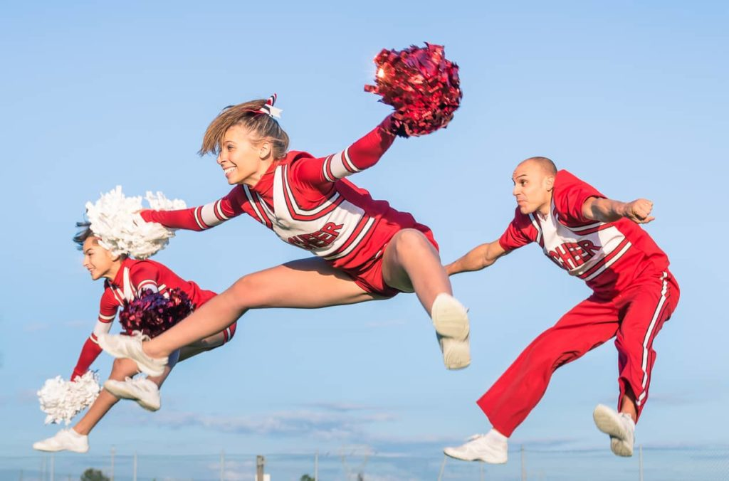 March Is National Cheerleading Safety Month