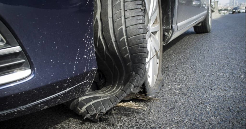 Tire Blowout Tips