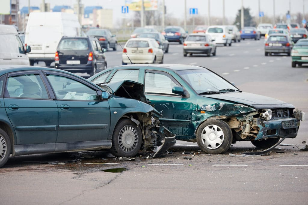 Georgia Motor Vehicle Accident Statistics