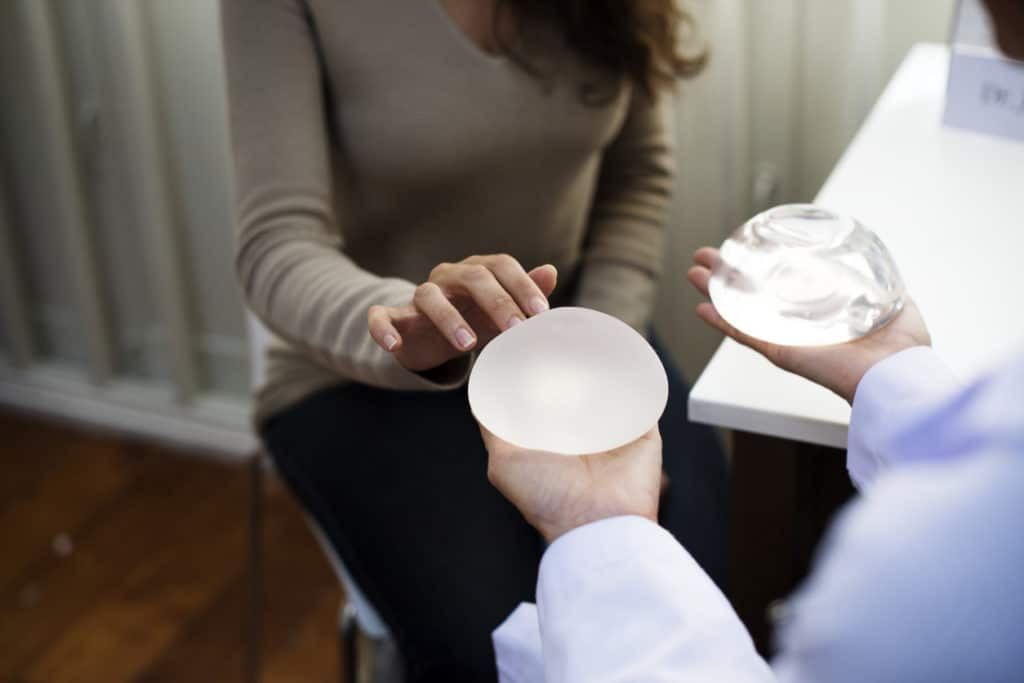Silicone Breast Implants Increase Risk of Cancer