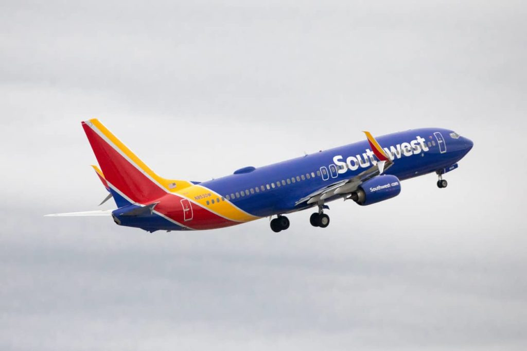 Southwest Airlines Sued Over April 17 Plane Accident