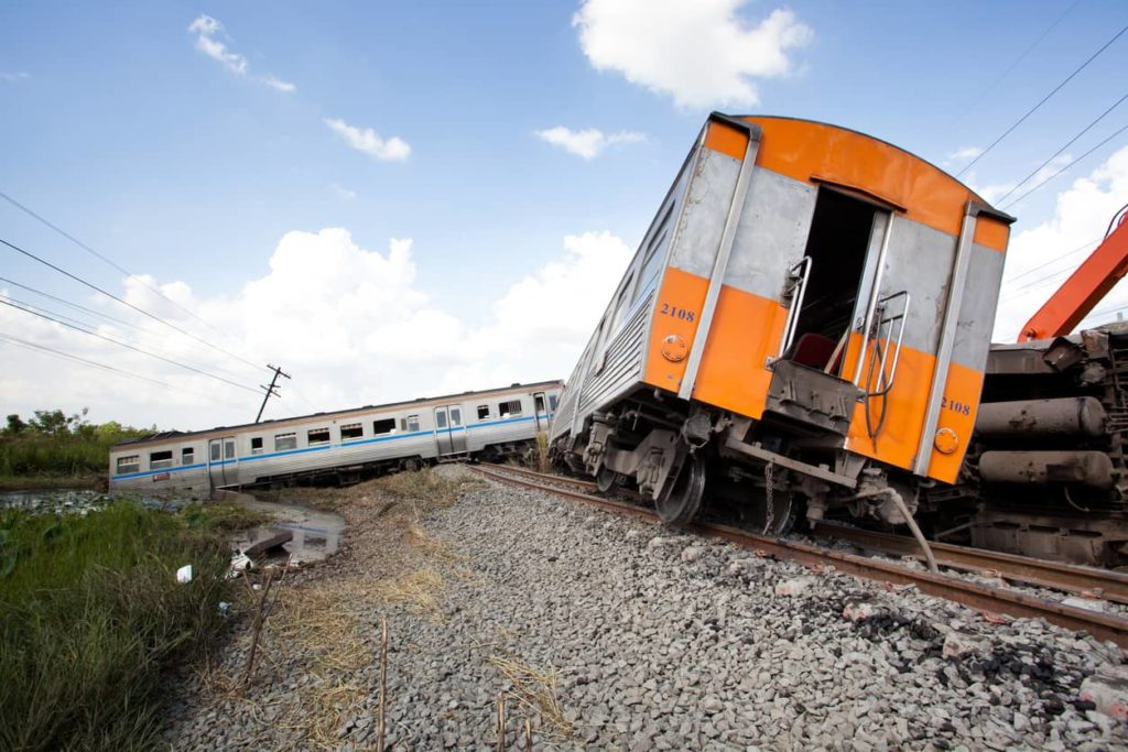 Recent Train Accidents Keep NTSB Busy