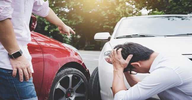 Auto Accident Defenses: Comparative and Contributory Negligence