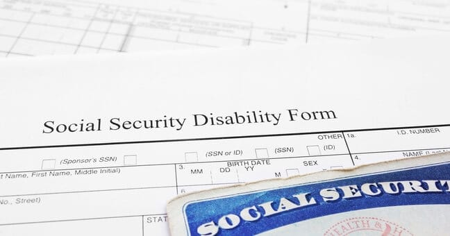 social security disability approval