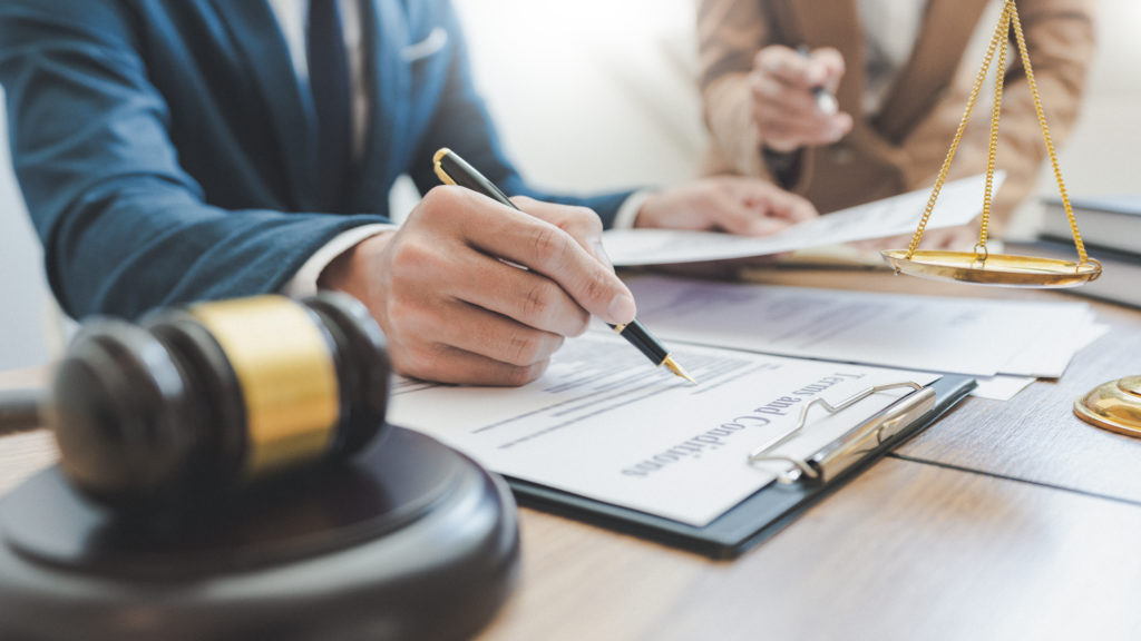Proving Fault and Damages in a Personal Injury Lawsuit
